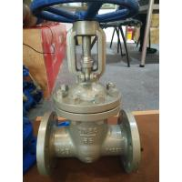 Buy cheap API DIN GOST Standard Cast Steel A216 WCB Rising Stem Bolted Bonnet Stellite Trim Flexible Wedge Flanged Gate Valve from wholesalers