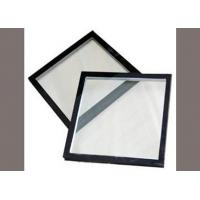 China Green Low E Insulated Glass Sun Shading Type Customized IGU Glass Replacement on sale