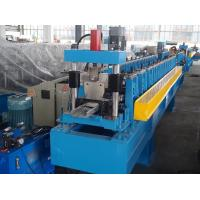 Buy cheap 14 stations Cold Roll Forming Machine for upright structure lock type product