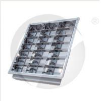 China T8 Grille Lighting Fixture, Louver Fitting Plate on sale