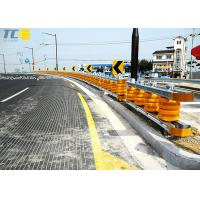 Best Hot Sale Safety Rolling Barrier For Median Strip  Color Is Customized wholesale