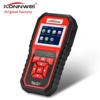 Best 0.77W 1W Live Data Scanner Diagnostic Tool Konnwei Kw850 BMW Mercedes Toyota Honda Ford Obd2 wholesale