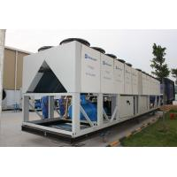 Best Semi Hermelic Dual Screw R134a 1367.3kw Commercial Air cooled chiller wholesale
