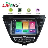 Best Elantra 2014 Hyundai Dvd Player , 1280*600 Display Hyundai Elantra Car Dvd wholesale