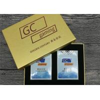 Best OEM Grossy Coated 300gsm Art Paper Playing Cards wholesale