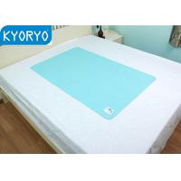 China Multi-functional Absorbent Mattress Pad , Foldable Mattress Pad on sale