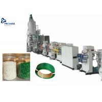 China PET Polyerster Plastic Strap Production Line on sale