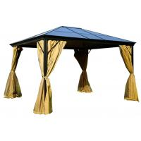 Best Luxury Garden Canopy Tent , Small Garden Party Tents 3x3 Aluminum Structure wholesale