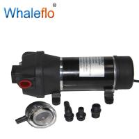 Best FL-43 220V AC 40psi 4.5GPM small electric RV water pump self-priming high flow water pump for agriculture irrigation wholesale
