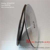 Best 4A2 resin bonded diamond grinding wheels for carbide profile grinding Alisa@moresuperhard.com wholesale