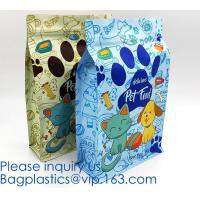 Best Customized Personalized Pet / Metpet / Pe Material Plastic Food Bag Printing Cheap,dust-free workshop pet food bag PACK wholesale