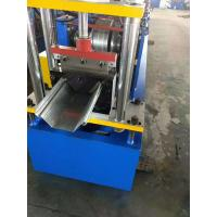 China Water Channel Roll Forming Machine 380v 50hz 3 Phase 7-12m / Min Working Speed on sale