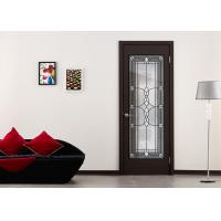 Best Privacy Double Tempered Sliding Glass Door For Home Decor IGCC IGMA Certification wholesale