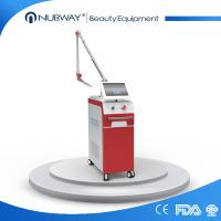 China Q-Switched ND:YAG laser removal tattoo / freckle removal device on sale