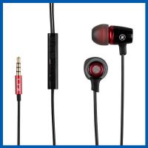 Best Durable Black In Ear Headphone Or Earphone 3.5mm Jack Stereo Bass (MO-EM013) wholesale