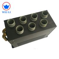 Buy cheap Black 7 Holes Universal Windshield Defroster For Bus / 600m3/H Air Volume from wholesalers