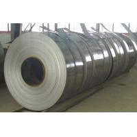 China Hot Dipped Galvanized Cold Rolled Steel Strip SGCC SGCH For Construction on sale