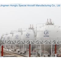 Best 120-10000m3 61 tons of stainless steel liquid propane lpg gas trailer tanks/sphere tank in China price prices wholesale