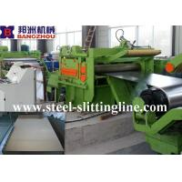 Best Auto Carbon Steel Automatic Cutting Machine With 0.3mm - 3mm Thickness wholesale