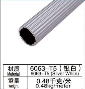 Best Warehouse Rack Workbench Aluminium Alloy Pipe AL-R 6063-T5 wholesale