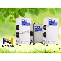 Best Air / Oxygen Source Large Ozone Generator Water clean For Agriculture 2g 30g wholesale