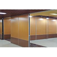 Best Soundproofing Acoustic Folding Partition System Rolling Room Dividers wholesale