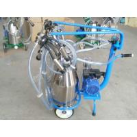China Safe Comfortable Auto Single Cow Milking Machine Easy Operation / Maintenance on sale