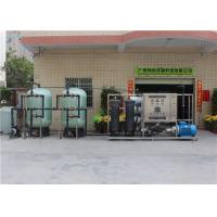 Best 10000 Liter Per Hour RO Reserve Osmosis Filtration Water Treatment Equipment FRP wholesale