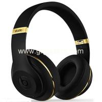 China Beats Studio Wireless Bluetooth Headphones Limited Edition Black /Golden Made In China STUDIO on sale