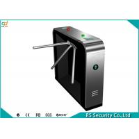Best 304 Stainless Steel Tripod Turnstile Gate Systems, Security Turnstyle Gates wholesale