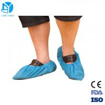 Best Anti Skid Plastic Disposable Shoe Covers For Workmen 41*15cm / 38*16cm wholesale