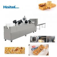 China High Speed Pastry Making Equipment , Peanut Candy / Caramel Making Machine on sale