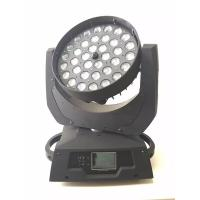 China 450w DJ 4in1 zoom rgbw stage light 36pcsx10w wash beam effect magic LED moving head light on sale