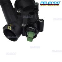 China Land Rover DISCOVERY 3 Thermostat With Housing on sale