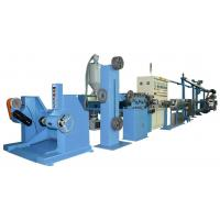 Best Insulation Cable Extrusion Line 30HP Main Motor Power For PVC / PE Extrusion wholesale