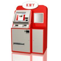 China Interactive Self Service Postal Kiosk For Post Office And Telecom Operators on sale