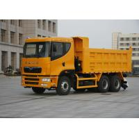 China 35 Ton 6 X 4 CAMC Heavy Duty Dump Truck Dump Truck Front Tipping Customized Color on sale