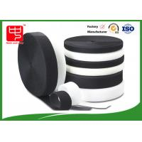 Best Grade A Heavy duty fabric hook and loop fasteners 100% nylon black and white wholesale