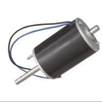 Best 12V /24V Brush DC Motor For Automatic Door , High Torque , 1000 - 6000RPM Low Noise wholesale