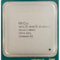 Best CPU Intel Xeon E5 4600 v2 2.40 GHz Ten Cores E5 4650 v2 8 GT / s QPI Speed SR1AG wholesale