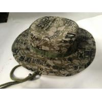China Mens Womens military jungle bucket hiking hat Boonie Hat on sale