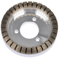 Cheap Full Segmented Cup-Shaped Diamond Grinding Wheels for Glass grinding of Edging machine 150mm for sale