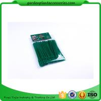 Best Luster Leaf Twist Garden Plant Ties Strips Green Color ISO 9001 Approved wholesale