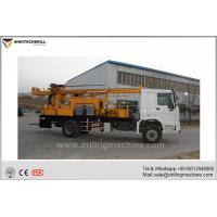 Best Advanced Core Drill Rig Cummins Engine High Efficiency For Plains / Hills wholesale