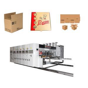 China 250pcs/Min 3 Colors 1200*1800 Die Printing Machine on sale