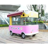 Best Unique Design Mobile Food Truck Hot Dog Delivery Street Food Service CP-MB001 wholesale