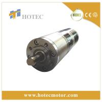 China 12mm shaft planetary gearbox small dc motors on sale
