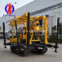 China XYD-130 crawler hydraulic water well drilling machine  Supplier on sale