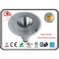 Best 20W 1800LM 80Ra Dimmable Indoor LED Spotlight Super Bright For Indoors wholesale