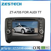 Best Best sellingTouch Screen Car Dvd With Gps Radio For Audi TT With GPS,3G Wifi Navigation,ipod,stereo,radio,usb,BT wholesale